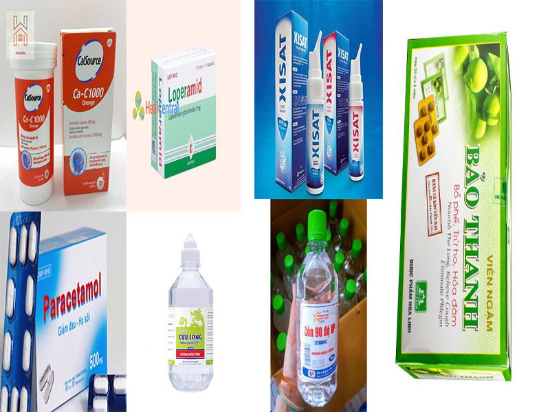 Các loại thuốc điều trị covid hiệu quả khi bị mắc bệnh